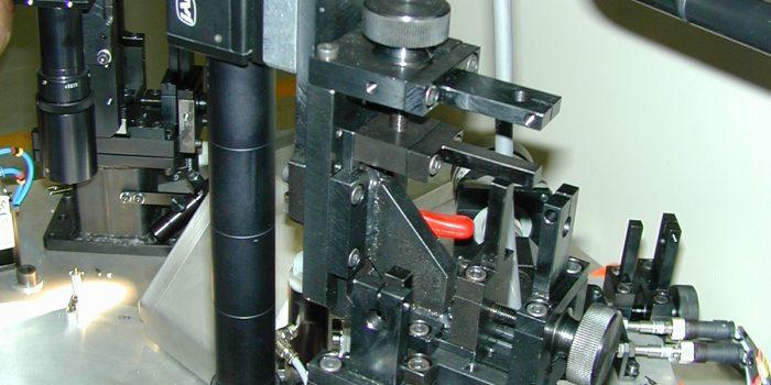 Lentes telecentricas para control de calidad en ferritas toroidales