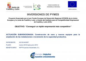 ICE PYMES Investment