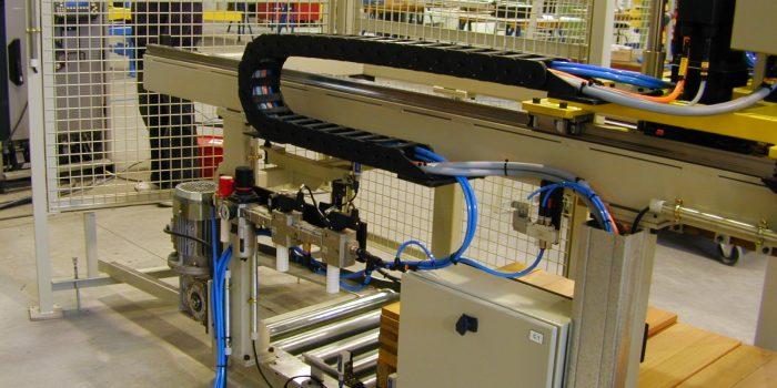 Manipulador de tablas para carga