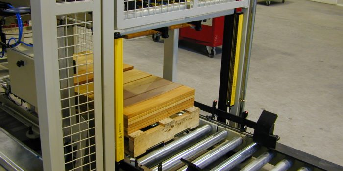 Manipulador de tablas para proceso de pegado