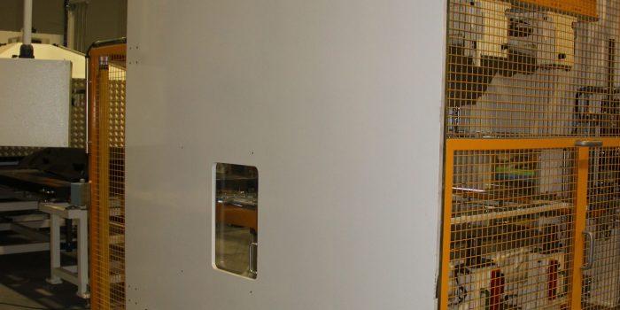 Maquina especial - Prensa de termoformado