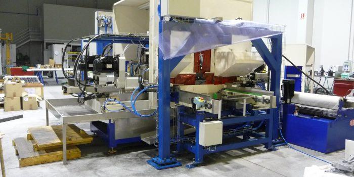 Maquina especial - Máquina de mecanizado automático