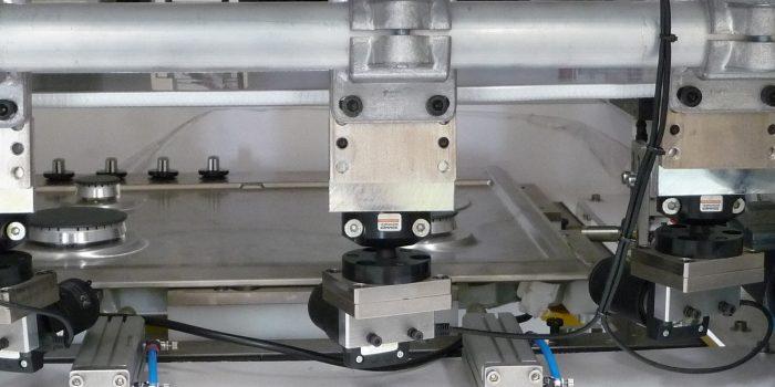 Camara 2D para control calidad de llama con