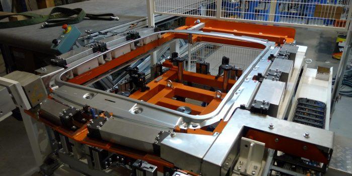Control calidad de techos para automocion