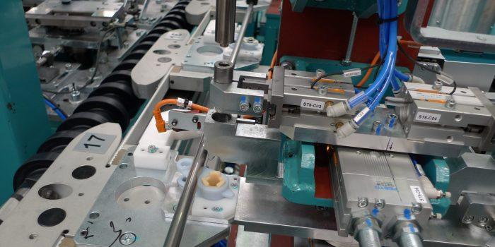 Amortiguadores / inserción casquillo
